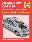 Vauxhall/Opel Zafira Petrol and Diesel Service and Repair Manual: 2005 to 2009 by John S. Mead (Hardback, 2009)