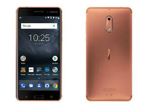 Brand-New-Nokia-6-Latest-4G-LTE-32GB-4GB-Dual-Sim-Unlocked-COPPER-Smart-Phone