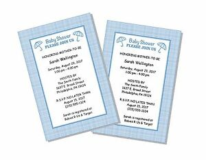 24-Personalized-Baby-Shower-Invitation-Blue-Plaid