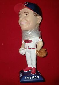 2001-TRAVIS-FRYMAN-17-Bobblehead-Cleveland-Indians-SGA-4-in-Series-of-7-MINT