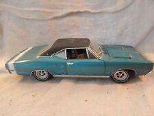 """Ertl Diecast Model Car 1969 AMC / Chrysler Hornet Green 12"""""""