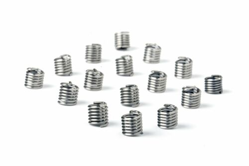Holley QFT AED 26-3 Holley Fuel Bowl Heli-Coil Inserts Kit Pack of 12