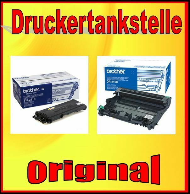 Non-OEM Drum Unit For Brother DR2100 HL-2150N HL-2170 HL-2170W MFC-7320