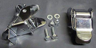 Silver Cross Brake Pads Balmoral Kensington Genuine Silvercross Spare Parts x 2