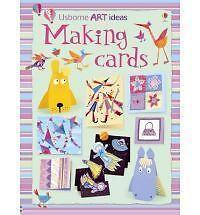 Fiona Watt, Making Cards (Usborne Art Ideas), Very Good Book