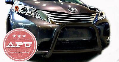 2011 2017 Toyota Sienna Black Sport Bull Bar 3 Quot Led Off