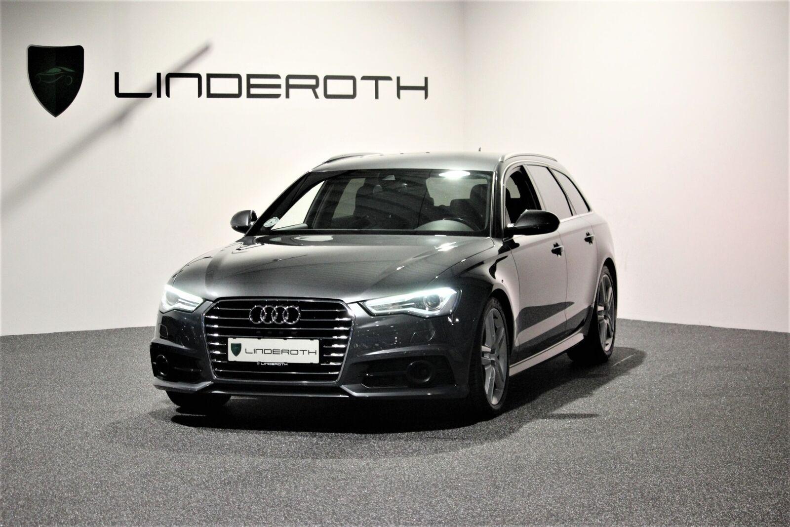 Audi A6 3,0 TDi 272 Avant quattro S-tr. 5d - 459.500 kr.