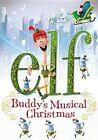 Elf Buddy's Musical Christmas (2015 DVD New)