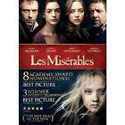 Les Miserables DVD 2012 Hugh Jackman