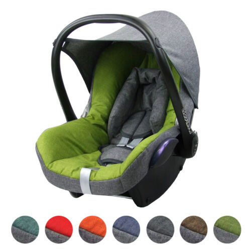 BAMBINIWELT Ersatzbezug Bezug für die Babyschale Maxi-Cosi CITI MELIERT