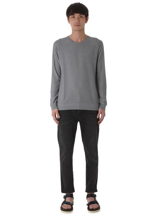 WINGS + HORNS WINGS AND HORNS COTTON CASHMERE SWEATER Größe SMALL