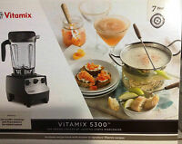 Vitamix 5300 Series Blender With 64 Oz Low-profile Container .