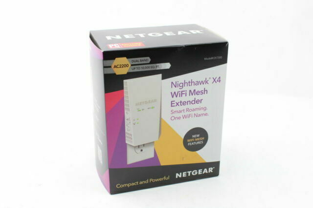NETGEAR Nighthawk X4  Wireless Range Extenders