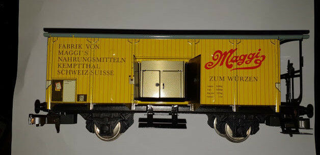 ETS 453 Spur 0 Güterwagen  Maggi  SBB-CFF