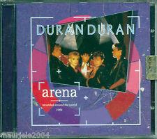 Duran Duran. Arena (1984) CD NUOVO SI The Wild Boys. Save A Prayer. New Religion