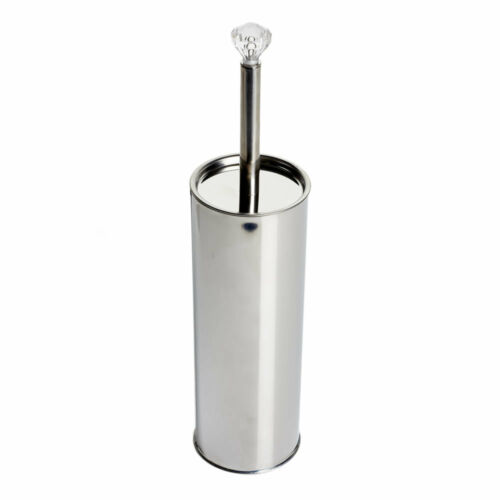 Stainless Steel Toilet Brush And Holder Set Bathroom Accessories