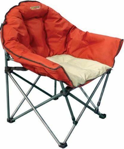 Quest AUTOGRAFO Cleveland Campeggio Chair-Paprika//Crema