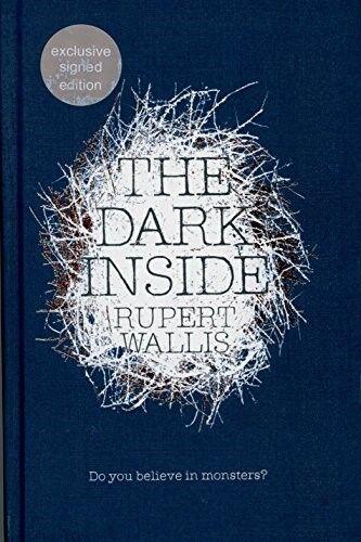 New, Dark Inside Independents Exclusive Edtn, Wallis, Rupert, Book
