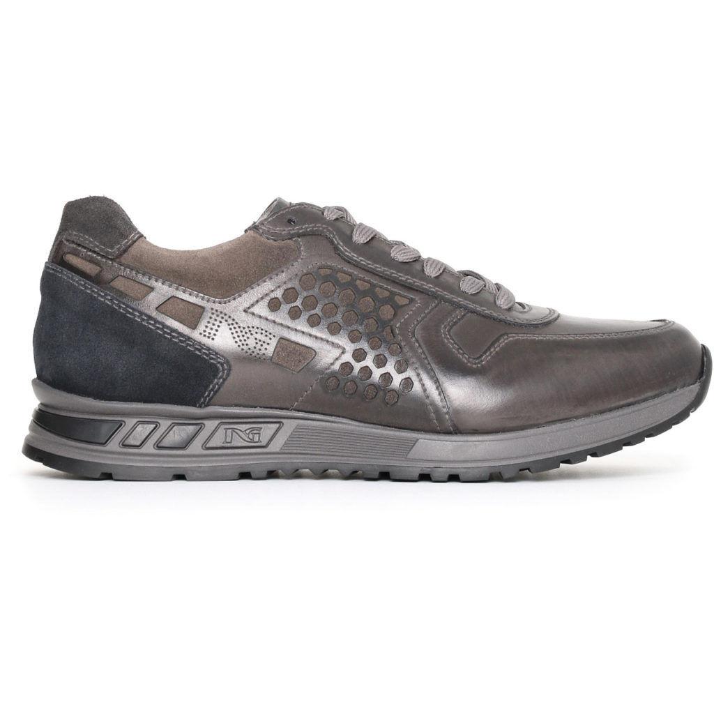 Scarpa COLLEZIONE2017 sportiva casual A705340u NUOVA COLLEZIONE2017 Scarpa sneaker stringata 8f4ad9