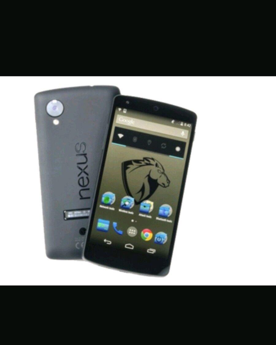 Nexus 5 PWNIE EXPRESS - PWN PHONE (16GB) KALI LINUX - MR