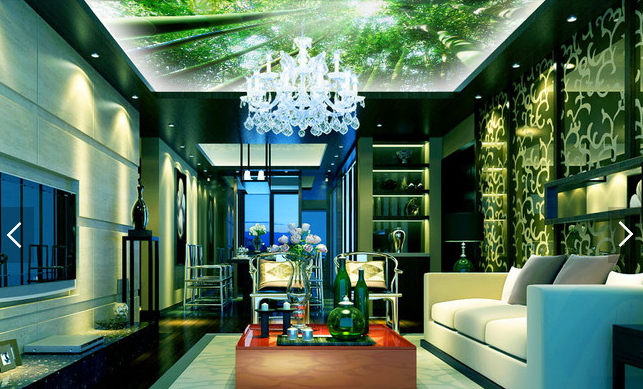 3D Sun Grün Bamboo 81 Wall Paper Wall Print Decal Wall Deco AJ WALLPAPER Summer