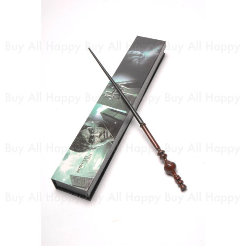 HOT Harry Potter MINERVA MCGONAGALL Magical Wand Replica Cosplay in Gift Box