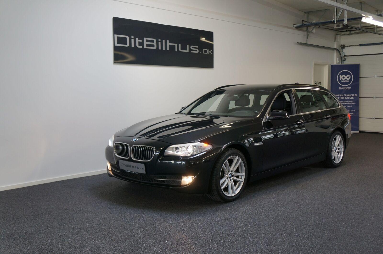 BMW 520d 2,0 Touring aut. 5d - 184.444 kr.