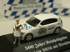 Herpa BAYERN-Edition 2016 - BMW 1er BIERKÖNIGIN - 926805 - PC - 1/87