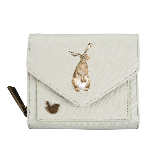 **New for 2021** Adorable Hare-brained Purse by Wrendale