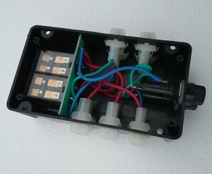 Project-Box-Enclosure-Case-Electronic-Instrument-28V-Contact-Relay-Switch-Molex