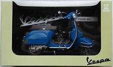 NewRay - Vespa P200E (Vespa PX) blau 1:12 Motorroller Neu/OVP
