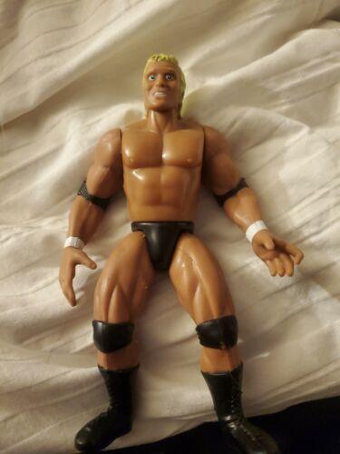 WWF WWE psycho Sid Jakks Superstars Series 3 loose  Sid Vicious loose mint