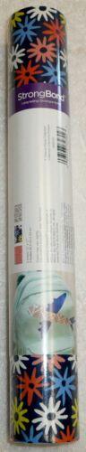 Cricut Martha StewaStrongBond Patterned Iron-On Vinyl CHEVRON FLORAL COLLECTION