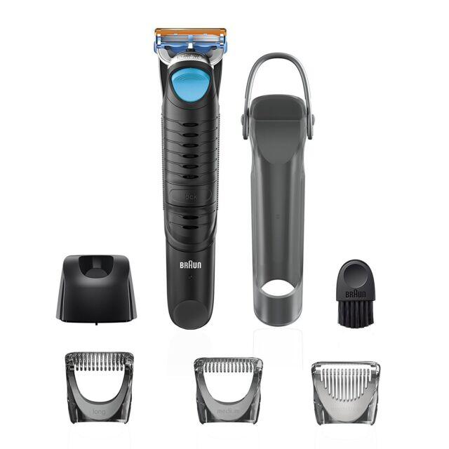 Braun BodyGroomer BG5010  Wet /& Dry Rasoio Uomo per il Tutto Corpo