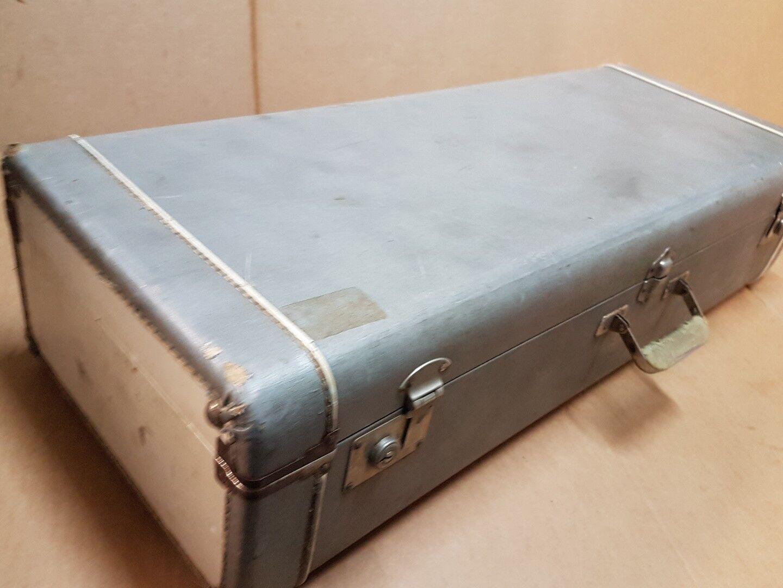50's grau TENOR SAX / SAXOPHONE CASE - made in USA