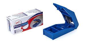 Pillenschneider-PC-480-Romed-Medical-Medikamententeiler-Kunststoff-Top-Qualitaet
