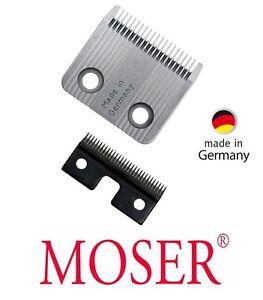 Jeu de lames de rechange F. Moser 1230 / Rex 1230. Lame pour lame de rasoir 44174