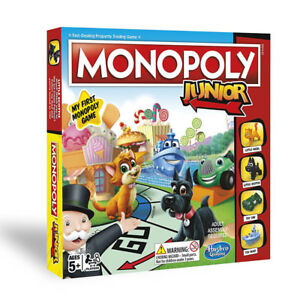 Hasbro-Gaming-Monopoly-Junior-Board-Game-NEW