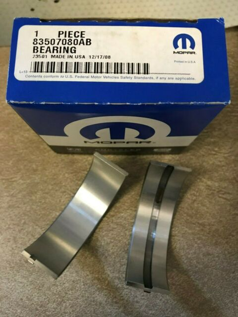 """Clevite MS2199H-1 Racing Main Bearing Set Chevy LS .001/"""" undersize"""