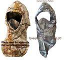 ScentBlocker Quad Fleece Headcover Facemask w/TRINITY Hat Mossy Oak Camo OSFM