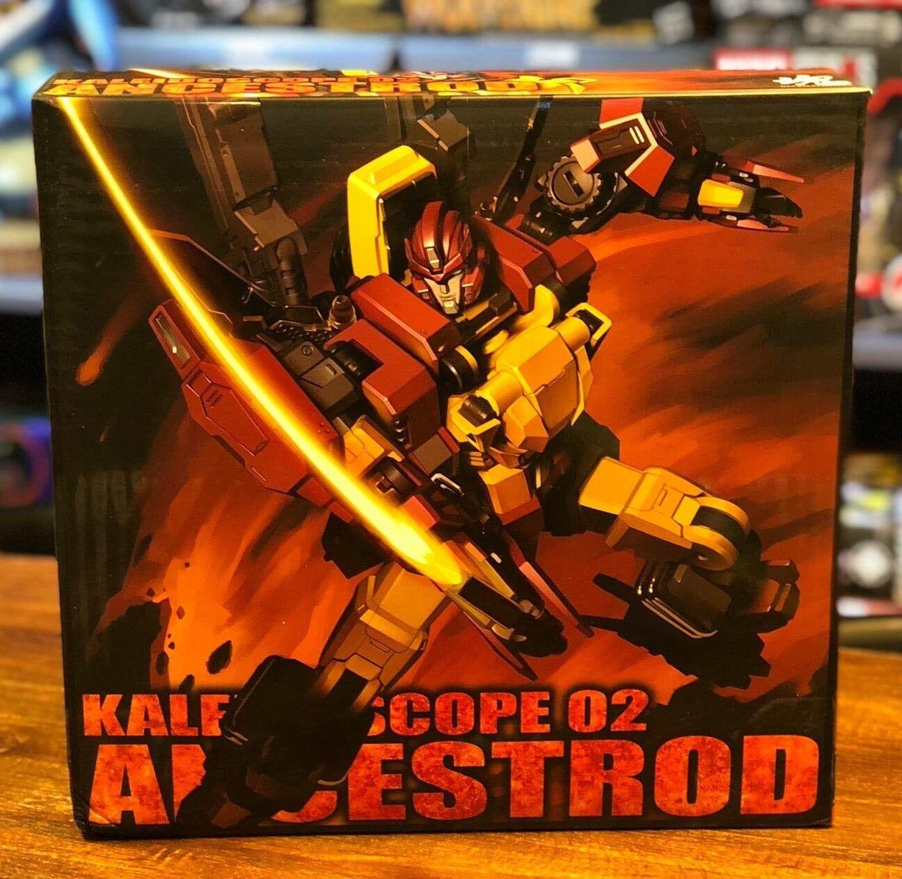 [Toys Hero] In Hand DX9 K2 AncestRod supplement Tianshi tiantianshi hot Rod