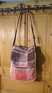 Antique European Grain Sack,Tote Bag, Book Bag,Ipad Bag,Purse.#4530