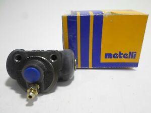 Cylinder Rear Brake Wheel Brake Metelli RENAULT 4 5 6