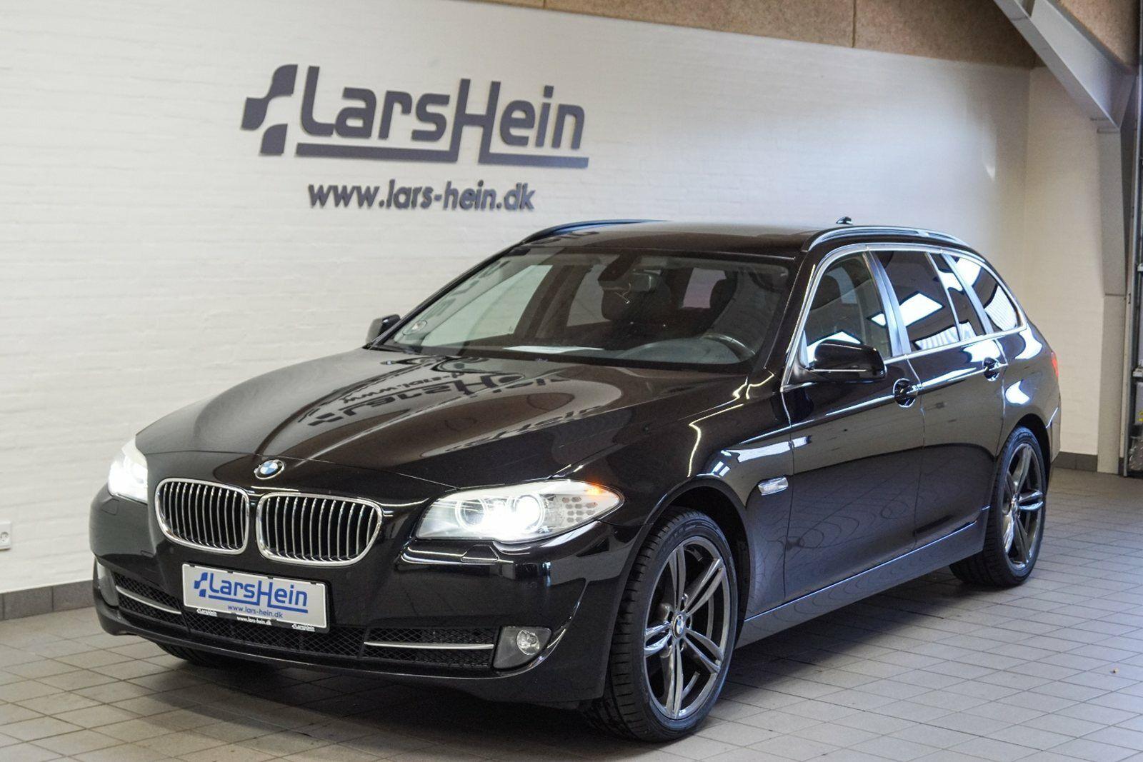 BMW 520d 2,0 Touring aut. 5d - 239.800 kr.