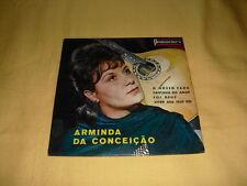 Arminda Da Conceição - O Nosso Fado 45 RPM 7''