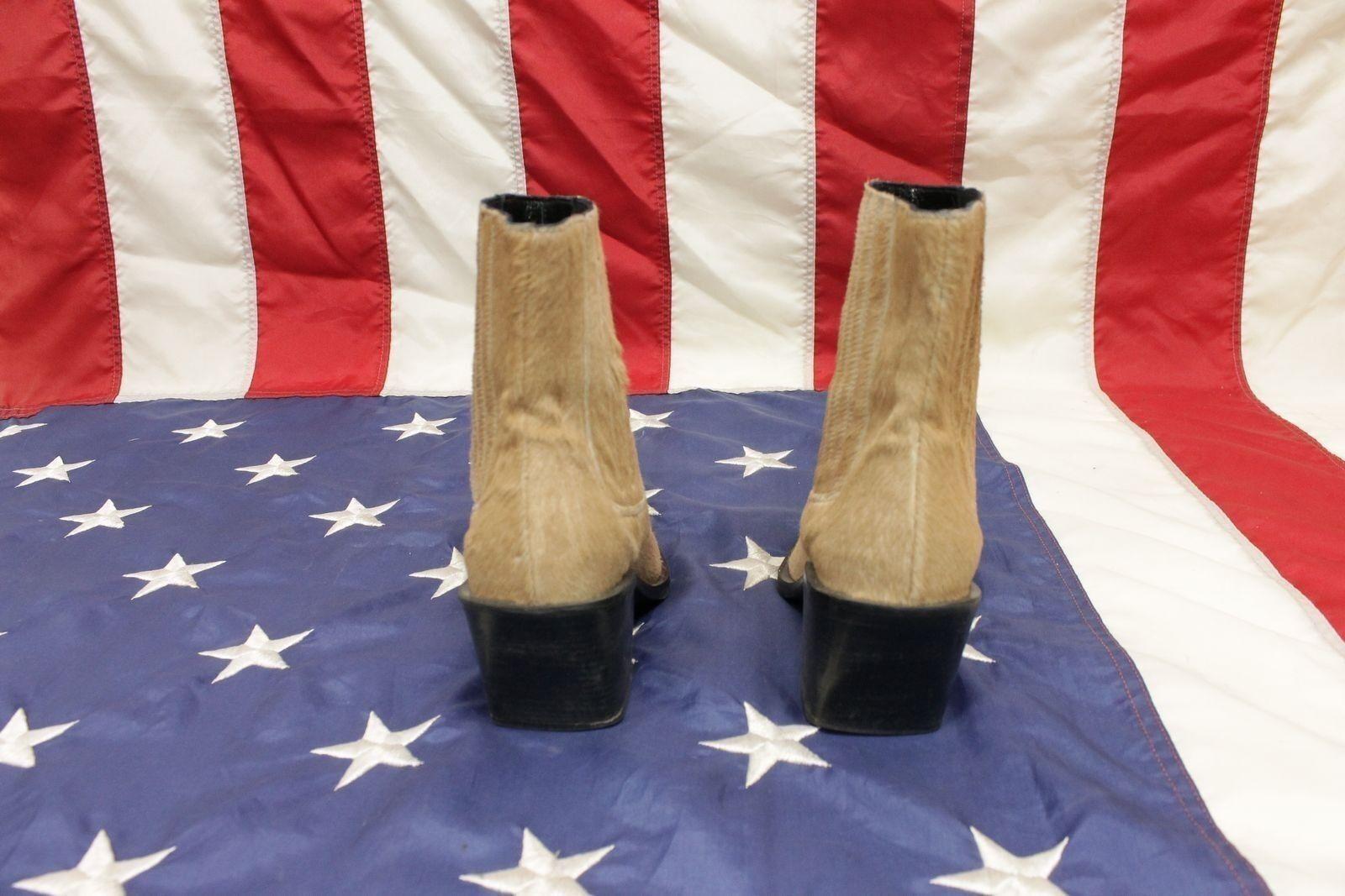 botas botas Fauzian Jeunesso (Cod.ST1268) N.36 vaquero vaquero vaquero camperos western mujer 67bf14