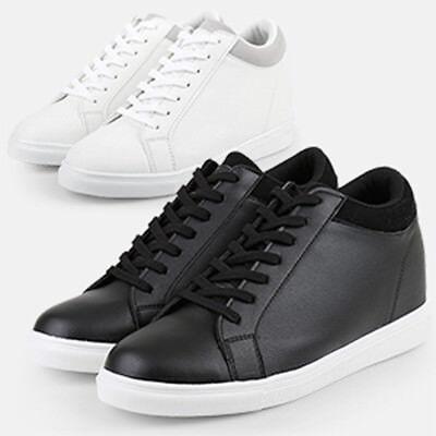"KrystalSB BoyLondon Mens Elevator 7cm//2.75/"" Up Oxford Loafers Shoes US7~10"
