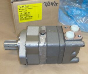 NEW Danfoss Sauer OMS 200 Hydraulic Motor 151F2328