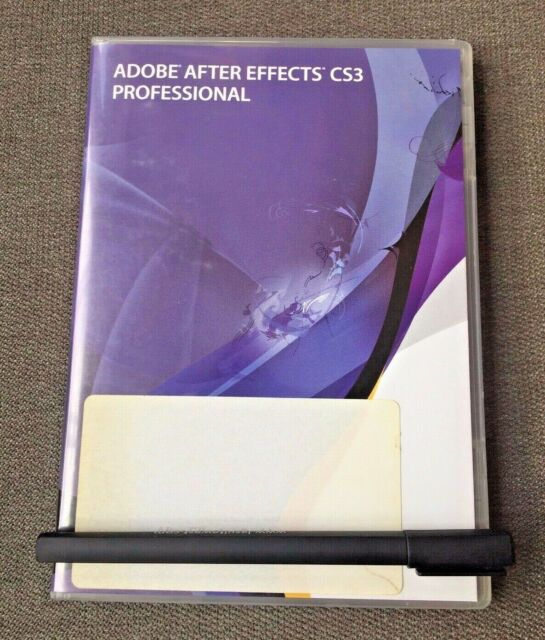 Adobe after effects cs3 professional cheap price