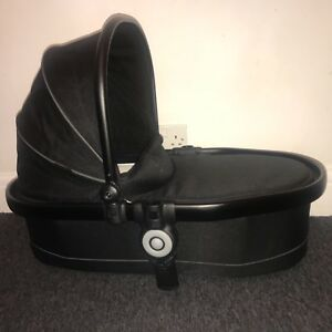 iCandy Peach 3 Lower Carrycot Jet Black